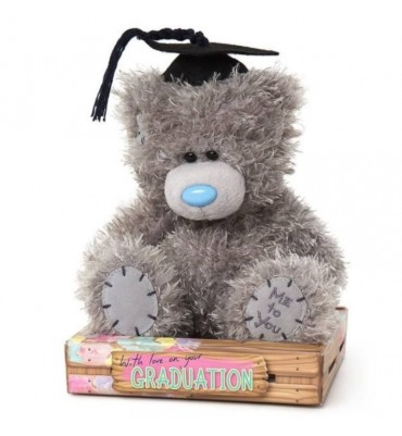 Graduation 7 inch Me to You Bear.