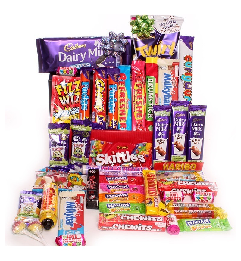 Sweet and Chocolate Hampers