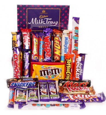 Chocolate Selection Hamper.