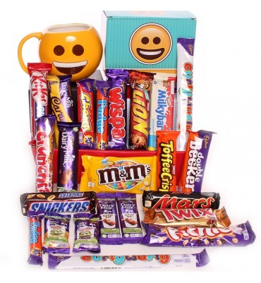 Emoji Chocolate Hamper