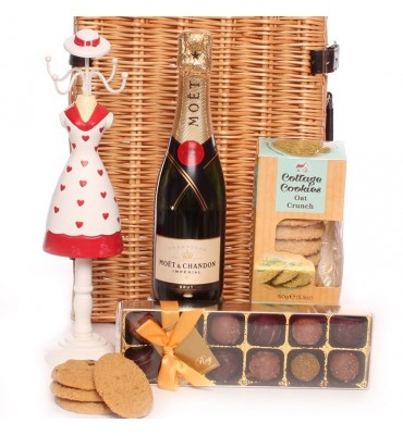 Champagne Hamper For Her