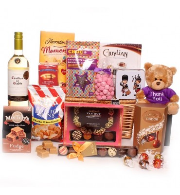 Thank You Hamper - The Chatsworth