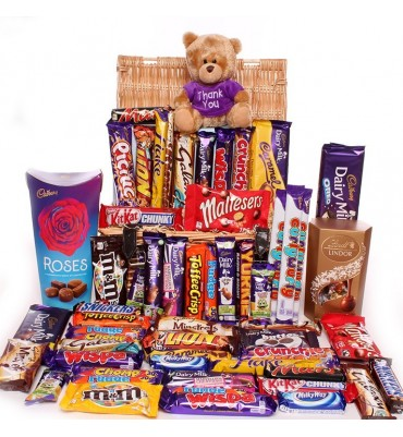 Thank You Extra Large Chocolate Hamper.