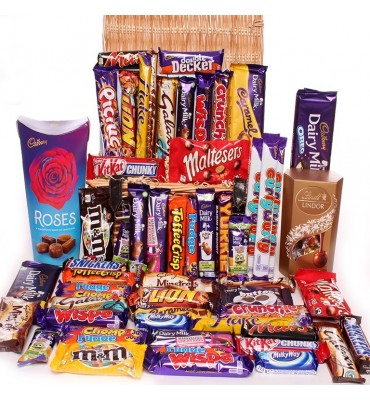 Extra Large Chocolate Hamper