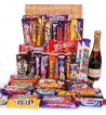 Champagne Large Chocolate Hamper.