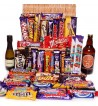 Prosecco and Beer Large Chocolate Hamper