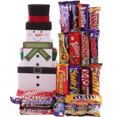 Christmas Chocolate Hampers  | Hampers For Christmas