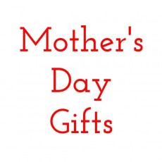 Mother's Day gifts and hampers.