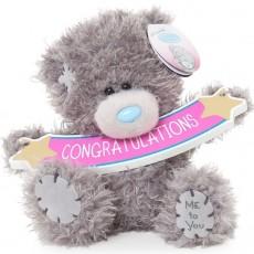 Congratulations Me to You bears.