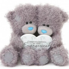 Me to You Engagement Bear | Engagement Me to You teddy | Tatty Teddy for an Engagement gift