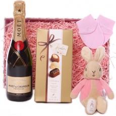 Gift Box Baby Girl.