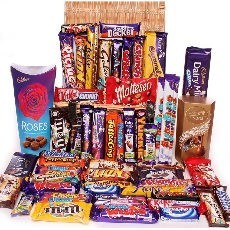 Chocolate hampers | Hamper Chocolate | Luxury Chocolate Hamper