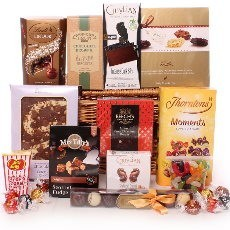 Luxury Chocolate Hampers | Chocolate Hamper Luxury | Send a Chocolate Hamper