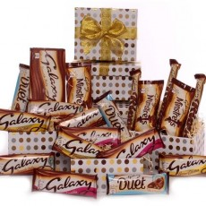 Chocolate Tower Gift Hamper | Chocolate Hampers