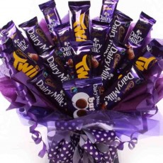 Chocolate Bouquets For Her | Handmade Chocolate Gift