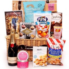 Night In Hamper For Valentine's Day.