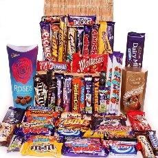 Valentine Hampers | Valentine Chocolate Hampers | Hamper Valentine