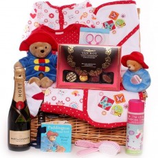 Champagne Baby Hampers | Luxury Baby Hampers | Hampers Baby