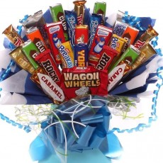 Biscuit Bouquet For Him
