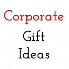 Corporate gift ideas.
