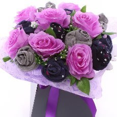 Women's sock bouquets