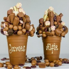 Chocolate Smash Pots
