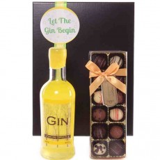 Gin Hampers | Gin Gifts | Flavoured Gin Gift Sets