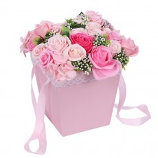 Soap Flower Bouquets and Soap Bouquets