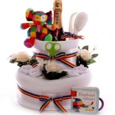 Nappy cake | Nappy Cakes UK | Nappy Cake Baby Boy | Baby Girl Nappy Cakes | Unisex Nappy Cakes