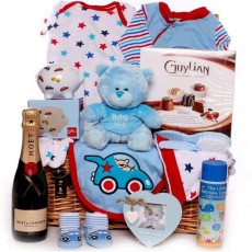 Baby Hampers | Baby Hamper Gift Basket | Luxury Baby Hampers
