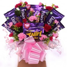 Mother's Day Chocolate and Sweet Bouquets with UK delivery and Next Day delivery.