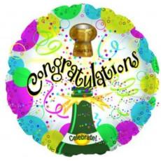 Congratulations helium balloon in a box.